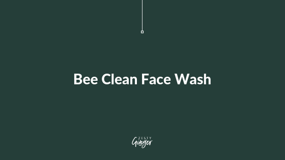 Bee Clean Face Wash