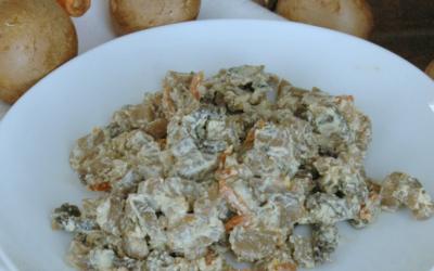 Easy Paleo Mushroom Mix