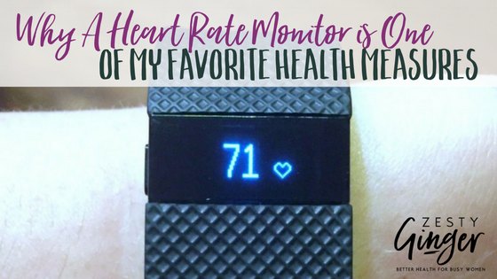 Why A Heart Rate Monitor is One of My Favorite Health Measures