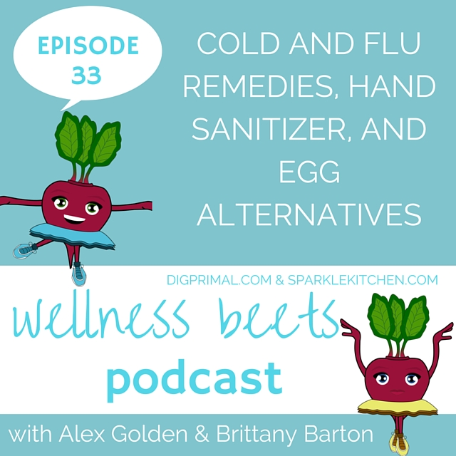 Wellness Beets Episode 33 Show Notes