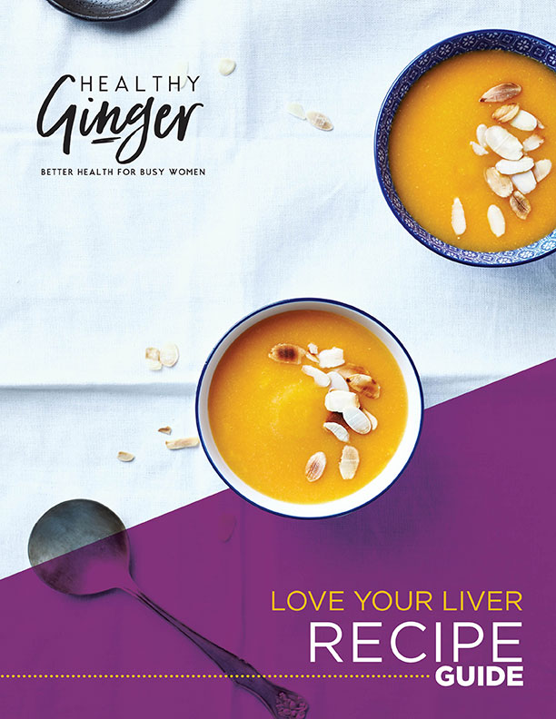Love Your Liver Detox Recipes Cover