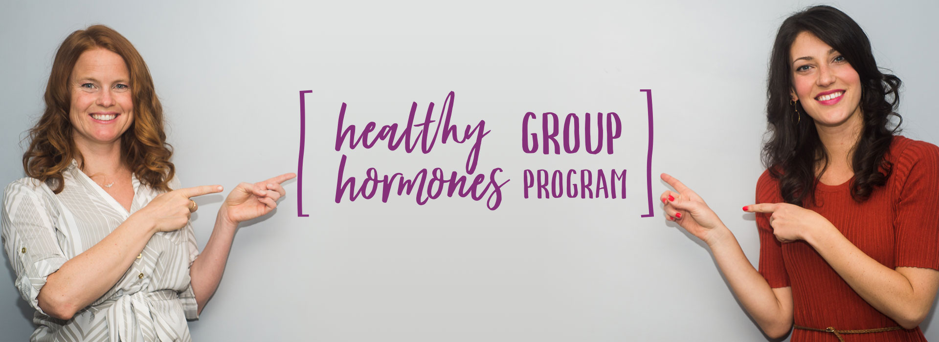 Healthy Hormones Group Program with Megan Rand-Blacksmith and Alex Golden