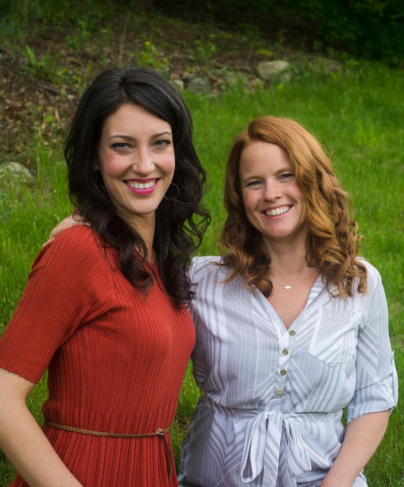 Alex Golden and Megan Rand