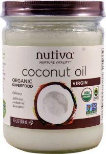 coconut oil small