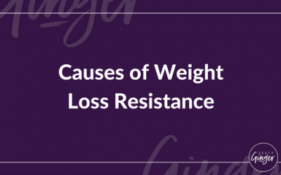 Causes of Weight Loss Resistance