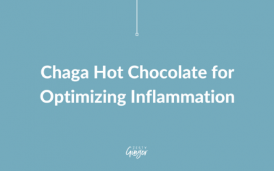Chaga Hot Chocolate for Optimizing Inflammation