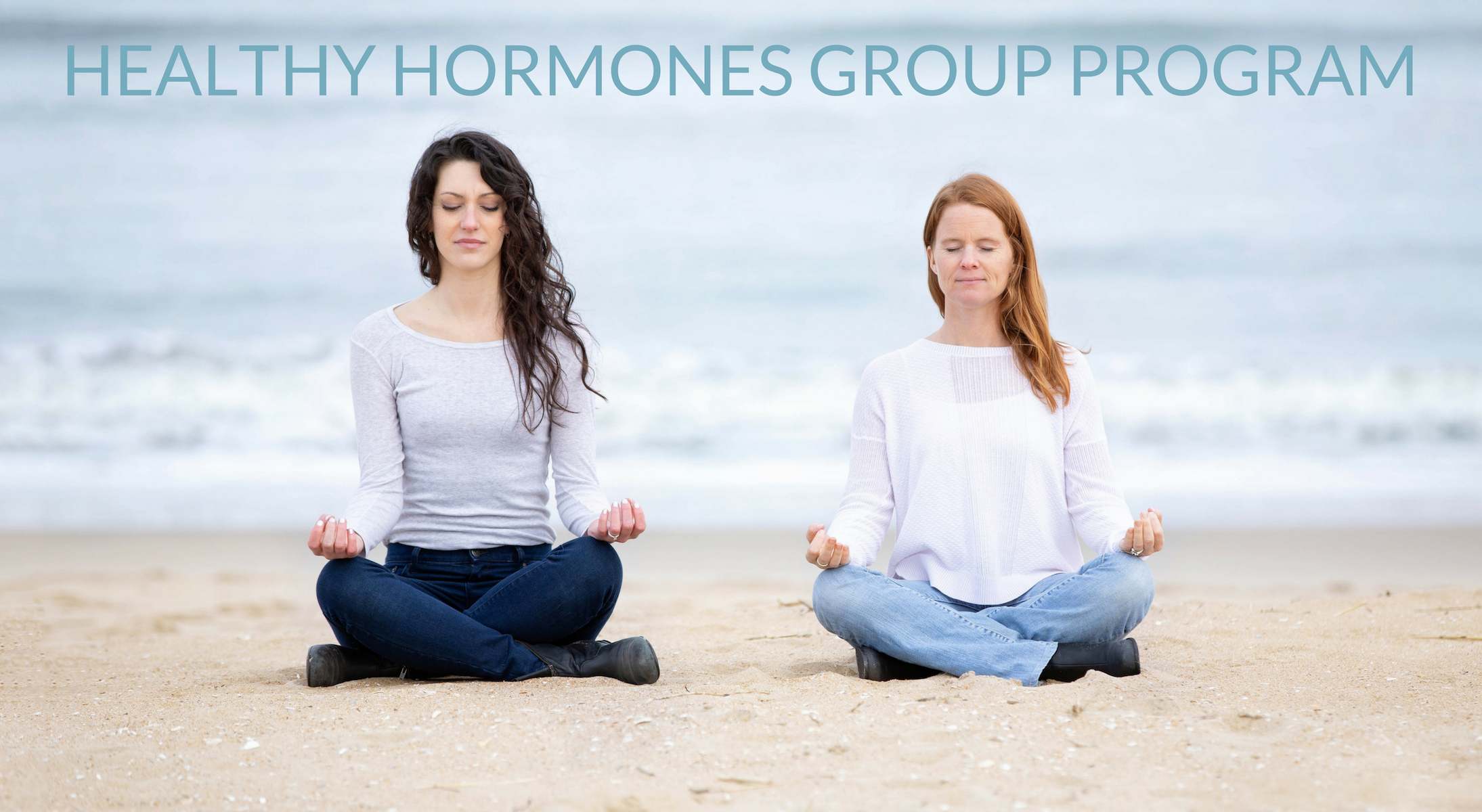 Healthy Hormones Group Program with Megan Rand and Alex Golden